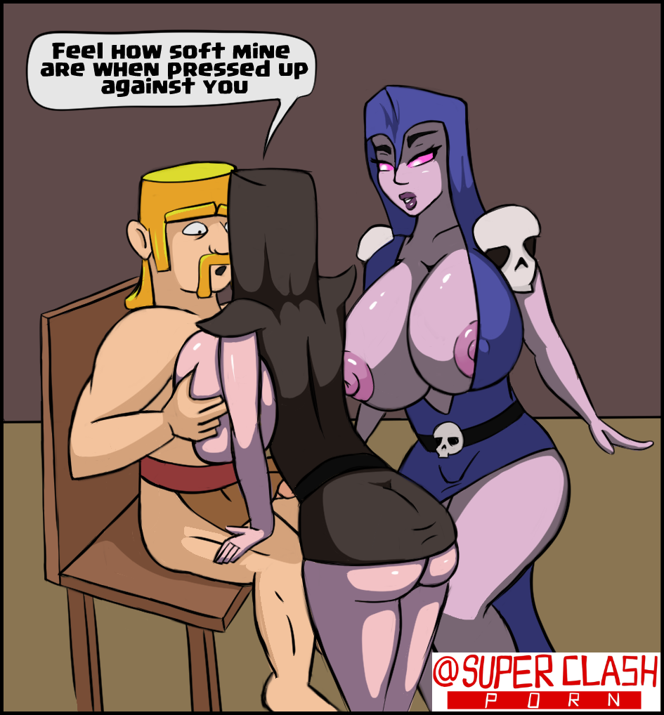 naked clash of clans archer Tarot witch of the black rose sex