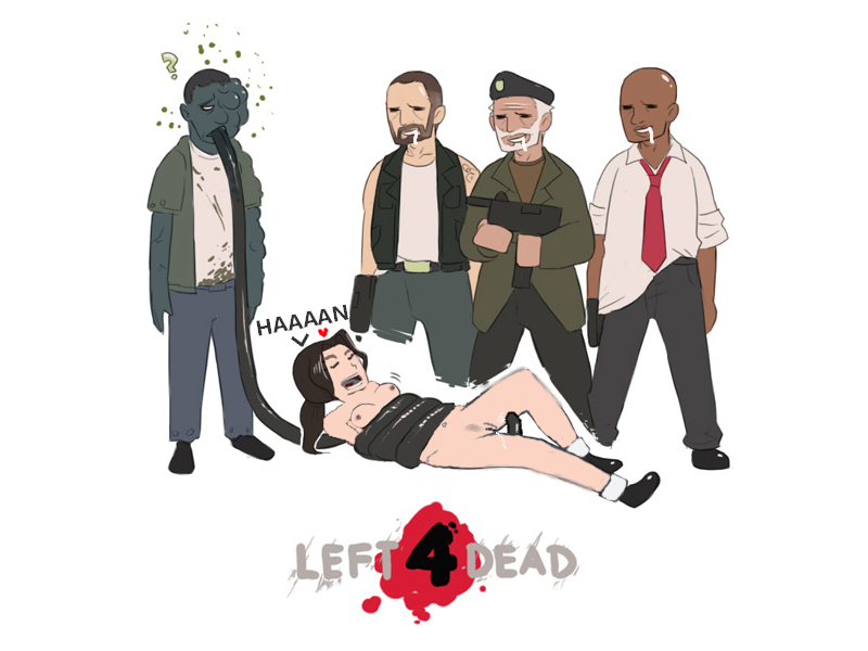 left dead 4 hentai 2 Riven of a thousand voices