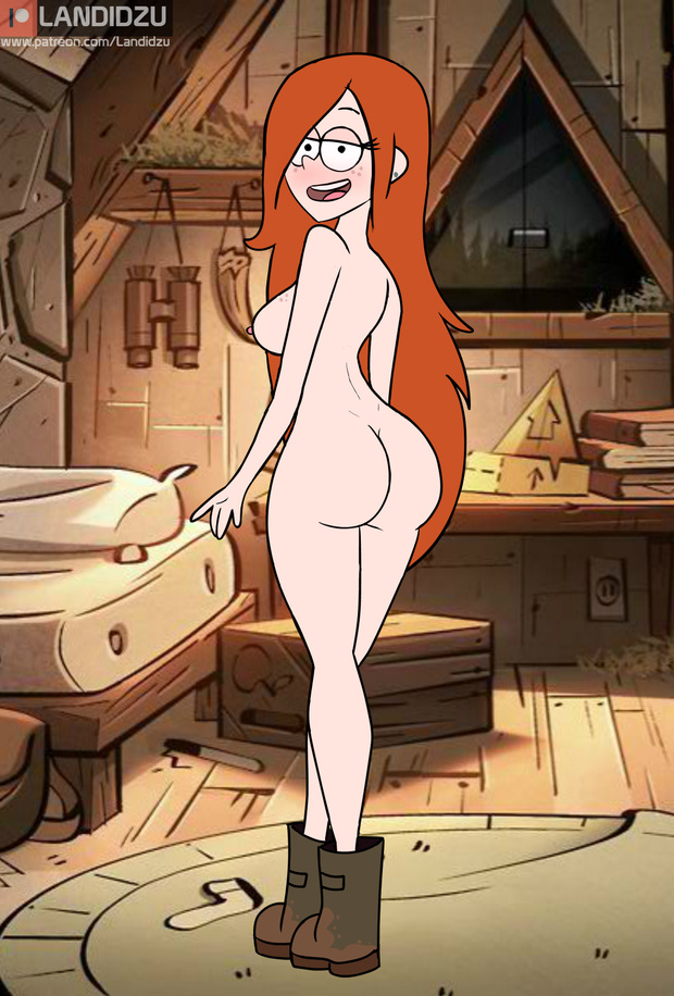 gravity falls naked wendy from Begging for cum in ass