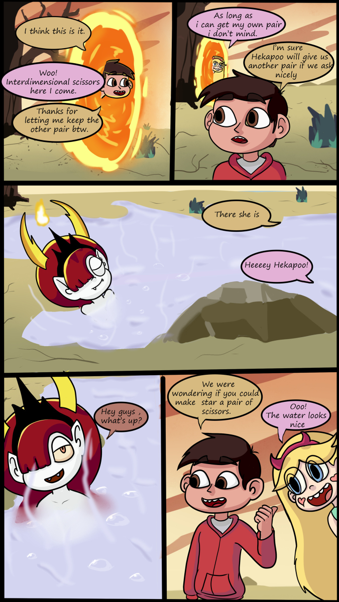 hekapoo naked forces star evil the vs of Phineas and ferb vanessa xxx