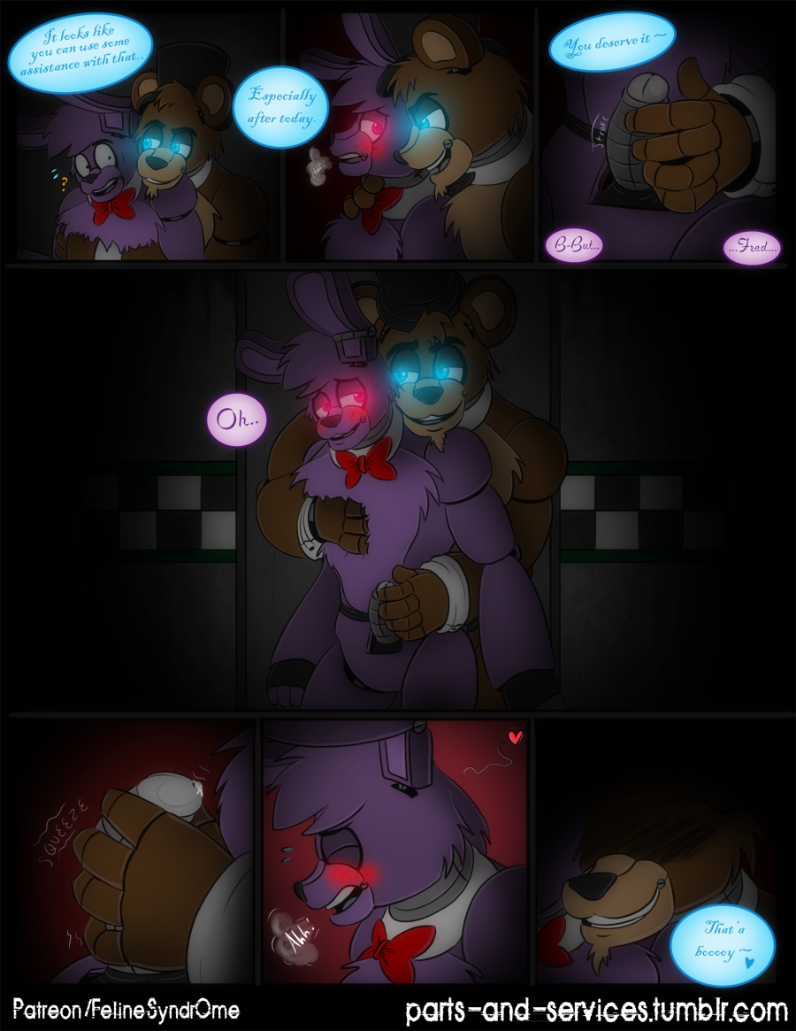 at comic nights xxx freddy's five Bunny tail dragon quest 11