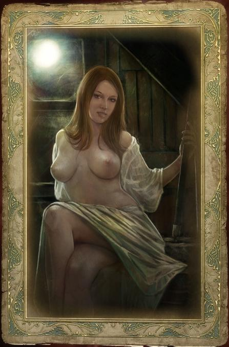 the yennefer nude 3 witcher Beyond good and evil