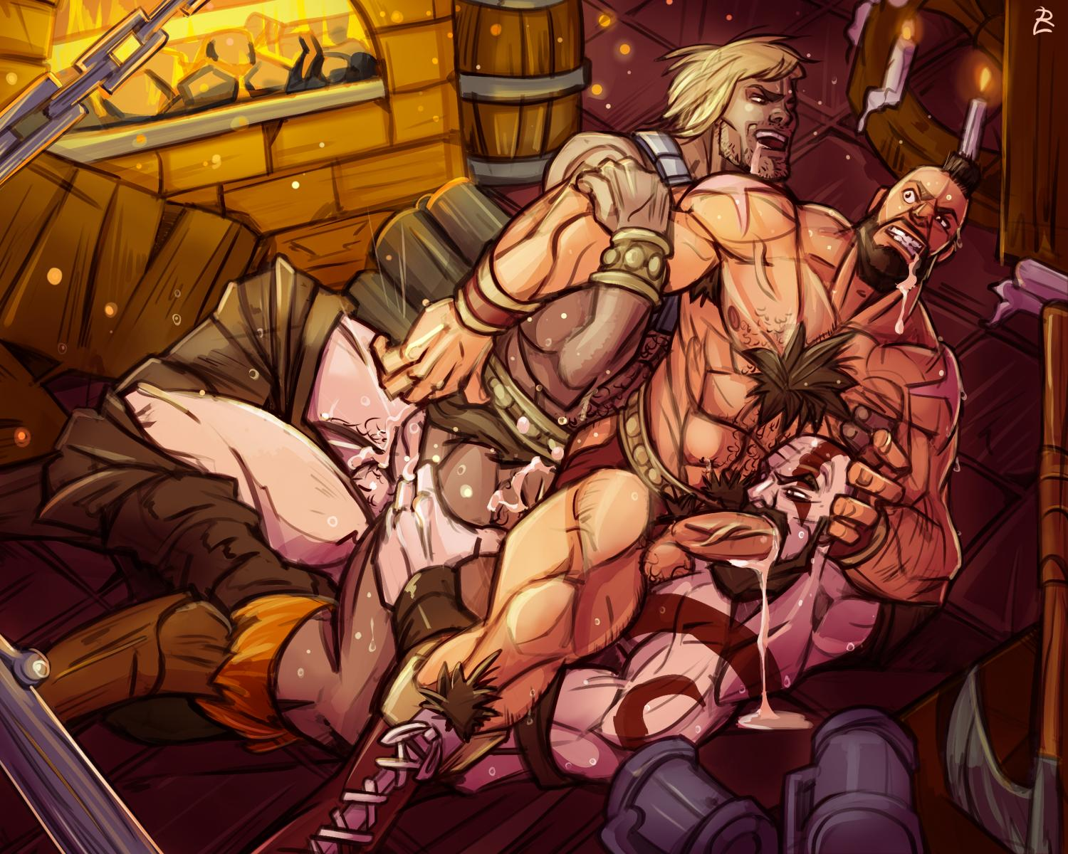 of god war furies the Scooby doo ghoul school fanfiction