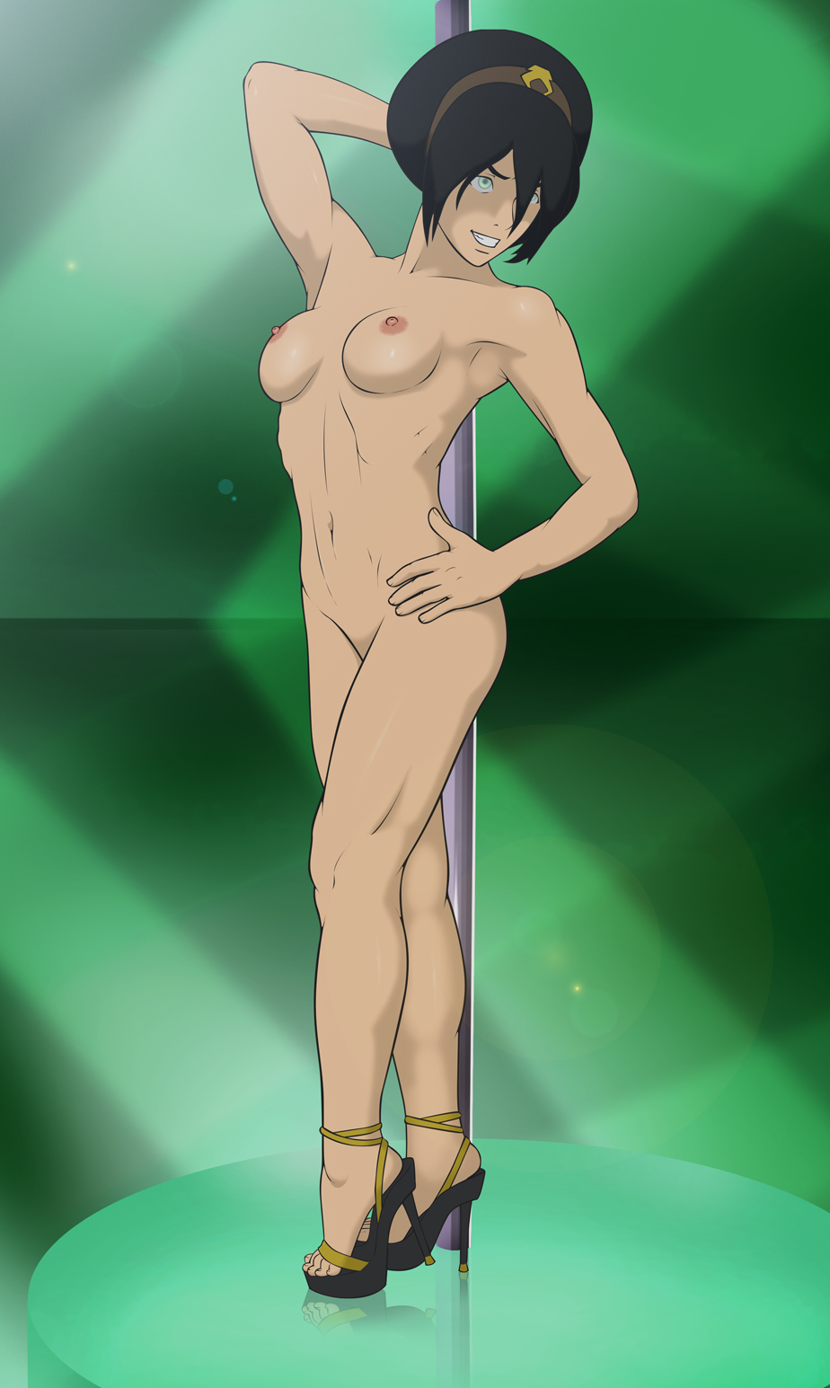 naked avatar airbender the last Seven deadly sins elaine wings