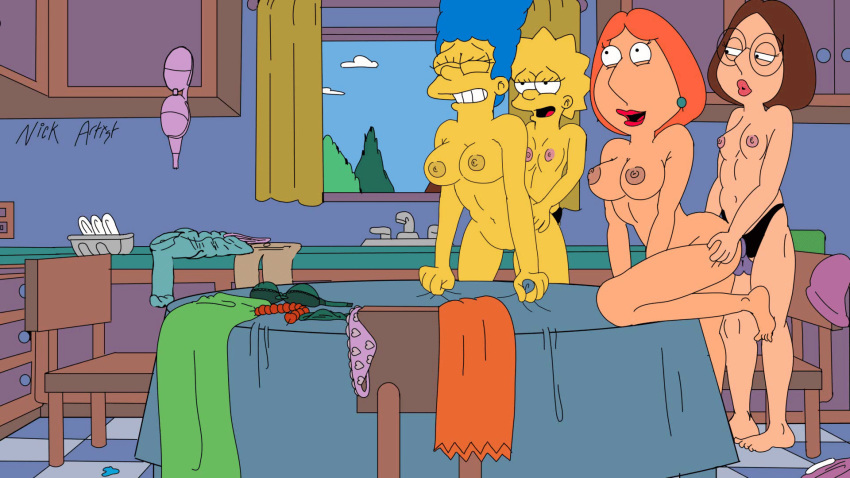meg and have sex lois Adventure time ice queen porn