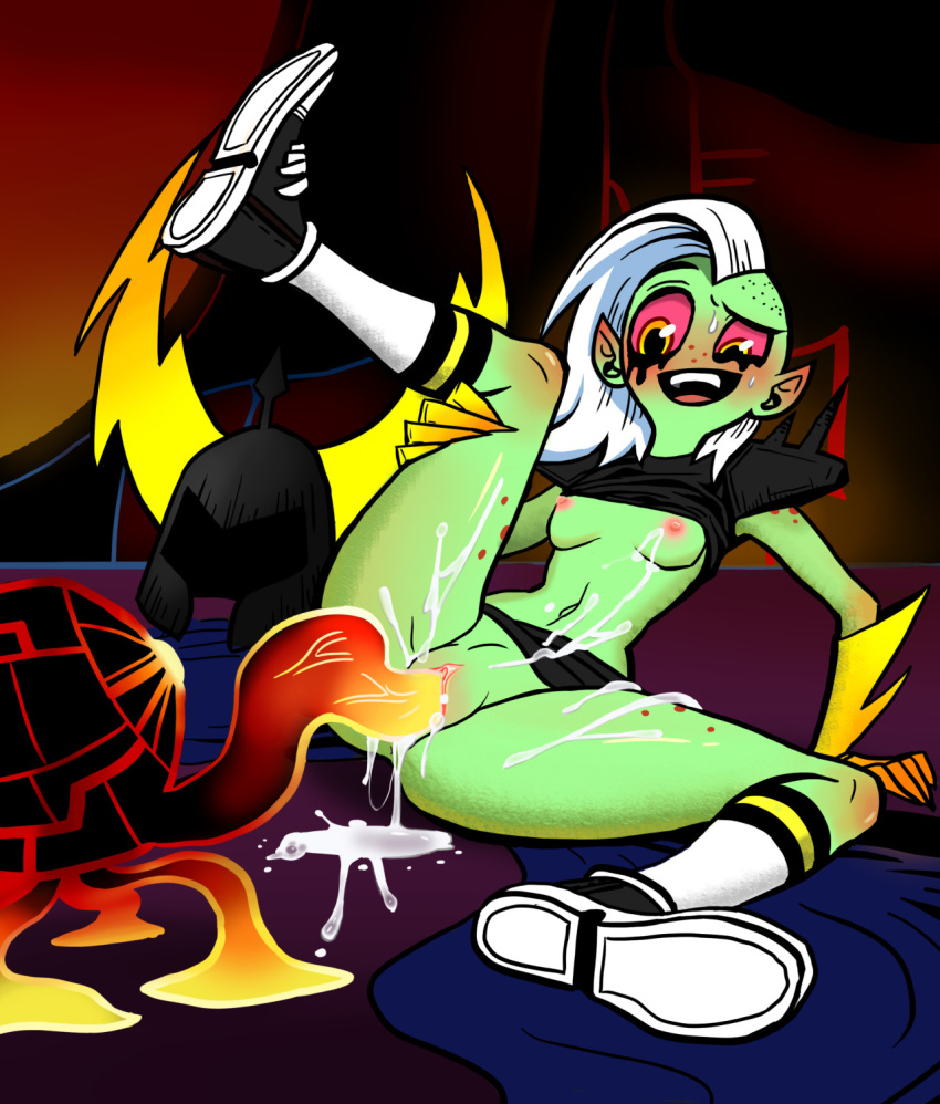 porn wander yonder lord over dominator Fosters home for imaginary friends porn