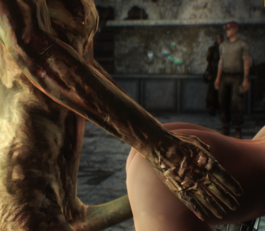 fallout new vegas ares of armor daughters Kim possible and shego naked