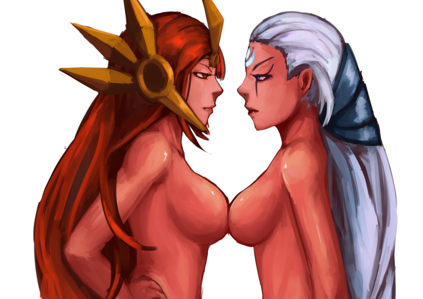 katarina nude of league legends Little witch academia cupid bee